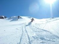 Loipen, Pisten, Skigebiet